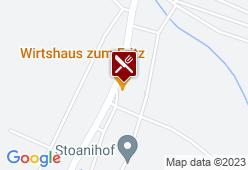 Wirtshaus zum Fritz - Karte