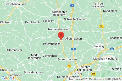Karte Hohenkammer
