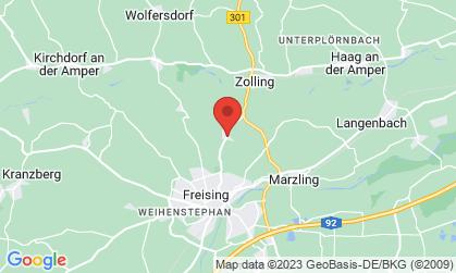 Arbeitsort: Freising