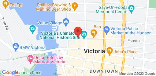 Directions to Venus Sophia Tea Room & Vegetarian Eatery