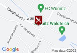 Gasthof Fugger - Karte