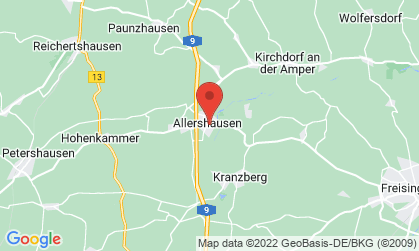 Arbeitsort: Allershausen