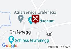 Mörwald Schloss Grafenegg - Karte