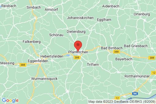 Karte Pfarrkirchen