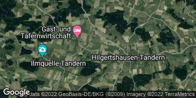 Google Map of Hilgertshausen-Tandern