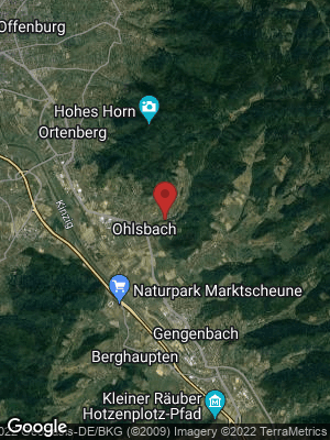 Google Map of Ohlsbach