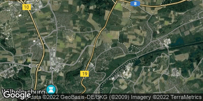 Google Map of Böfingen