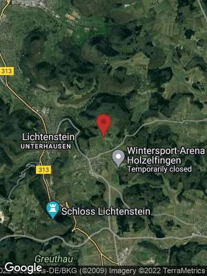 Google Map of Holzelfingen