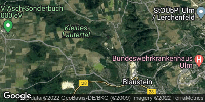 Google Map of Oberherrlingen