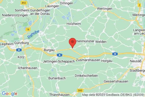 Karte Landensberg