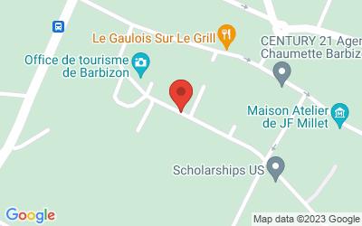 Rue Théodore Rousseau, 77630 Barbizon, France