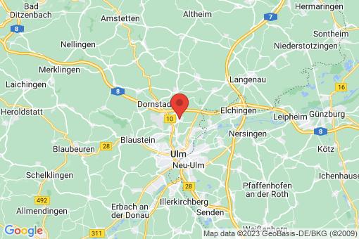Karte Ulm Jungingen