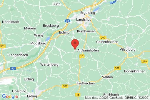 Karte Vilsheim