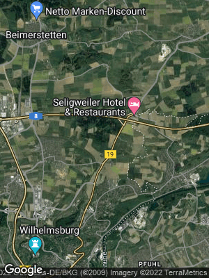 Google Map of Unterhaslach