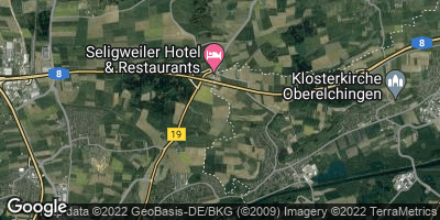 Google Map of Kesselbronn