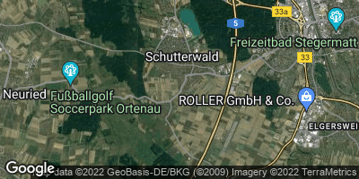 Google Map of Schutterwald