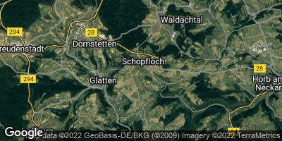 Google Map of Schopfloch