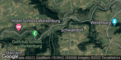 Google Map of Obernau