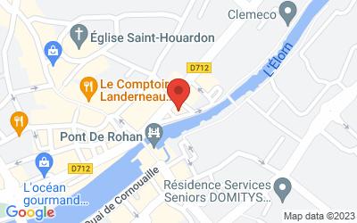 2 Rue de la Tour d'Auvergne, 29800 Landerneau, France