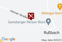 Heurigenrestaurant Weinberghof - Karte