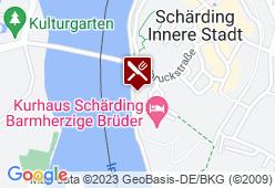 Gugerbauer - Karte
