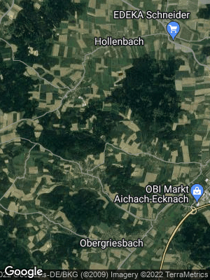 Google Map of Hiesling