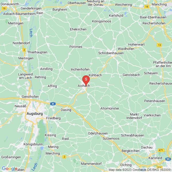 Hallenbad Aichach