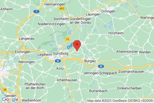 Karte Rettenbach