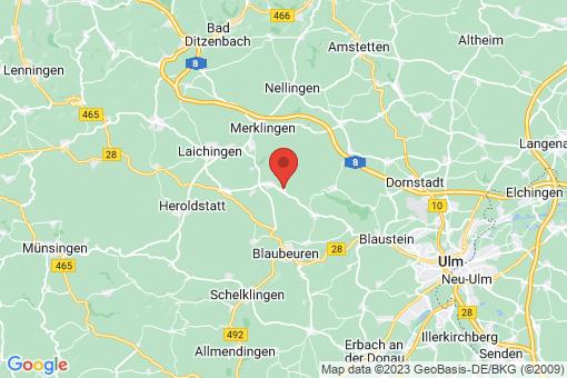 Karte Berghülen Bühlenhausen