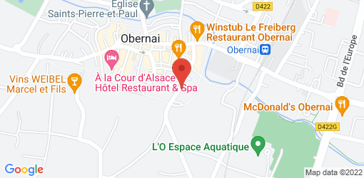 Directions to Thierry Schwartz - Le Restaurant