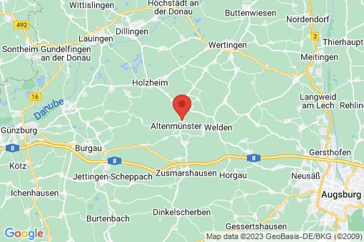 Karte Altenmünster