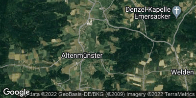 Google Map of Altenmünster