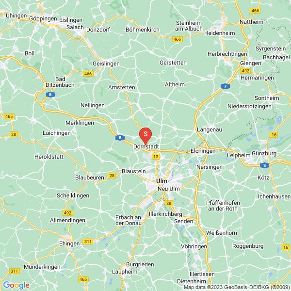 Hallenabd Dornstadt