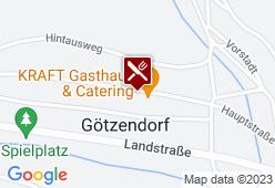 KRAFT Gasthaus & Catering - Karte