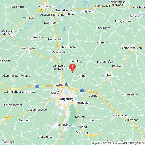 Soccerpark Rehling im Wittelsbacher Land
