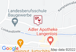 Heurigenhof Bründlmayer - Karte