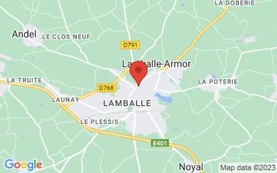56 Rue Général de Gaulle, 22400 Lamballe, France