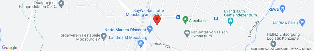 BayWa AG Moosburg Anfahrt