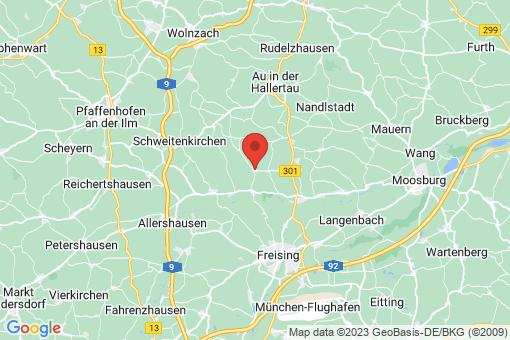 Karte Wolfersdorf