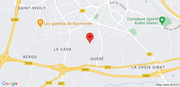 Location bureaux - Pépinière et hôtels d'entreprises - Trégueux (22)