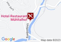 Mühltalhof - Karte