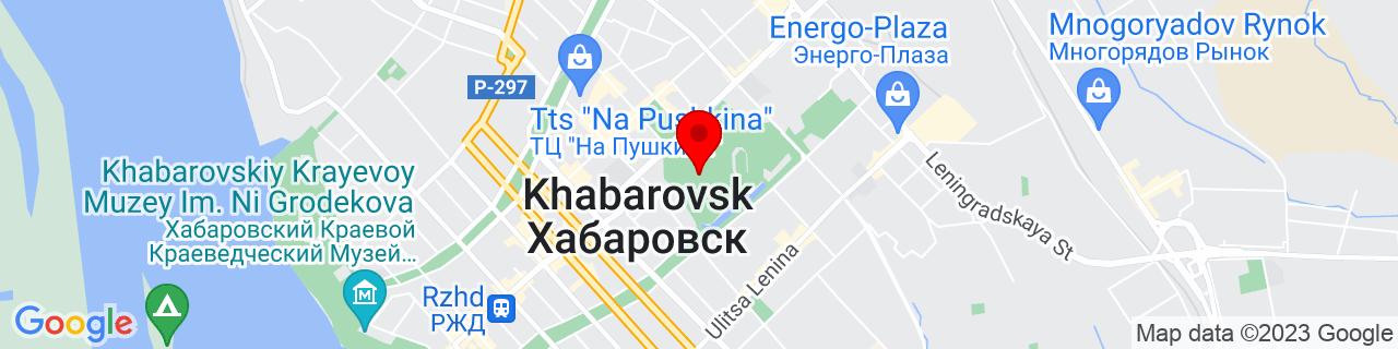 Google Map of 48.481402, 135.07694