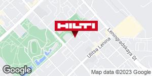 Региональный представитель Hilti в г. Хабаровск