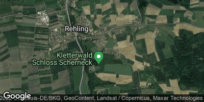 Google Map of Rehling