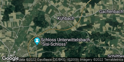Google Map of Kühbach