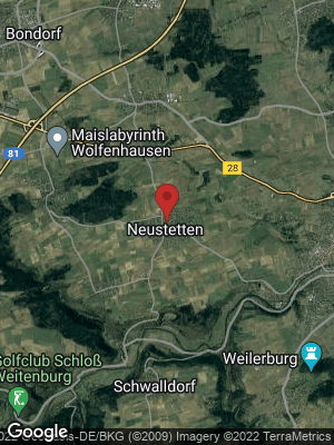 Google Map of Neustetten