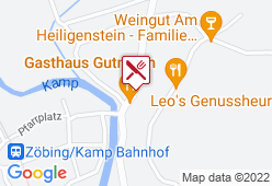 Gasthaus Gutmann - Karte