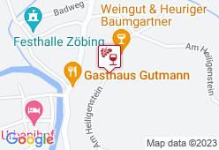 Kamptalschenke am Heiligenstein - Karte