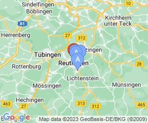 Karte für Germania