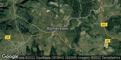 Google Map of Römerstein